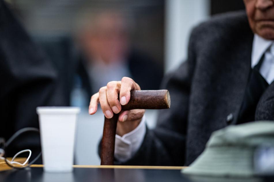 Am siebten Verhandlungstag ist der Angeklagte nicht vor Gericht erschienen.