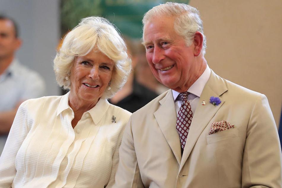 Seit 2005 ist Prinz Charles mit Camilla verheiratet.