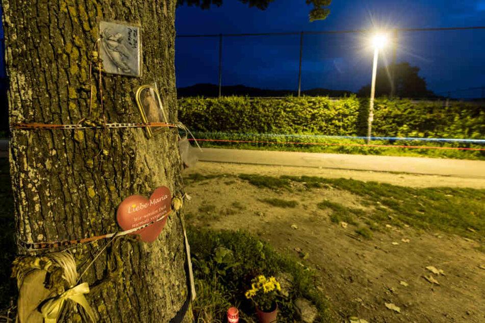 An der Dreisam wurde die Studentin vergewaltig und ermordet.