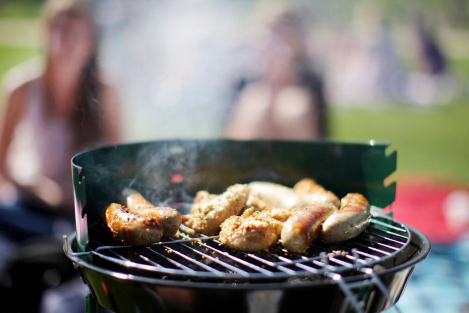 Grillen ist im Sommer eine beliebte Beschäftigung.
