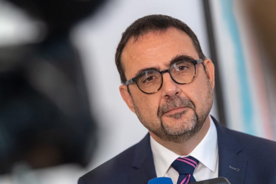 Klaus Holetschek (56, CSU) ist neuer Gesundheitsminister in Bayern.