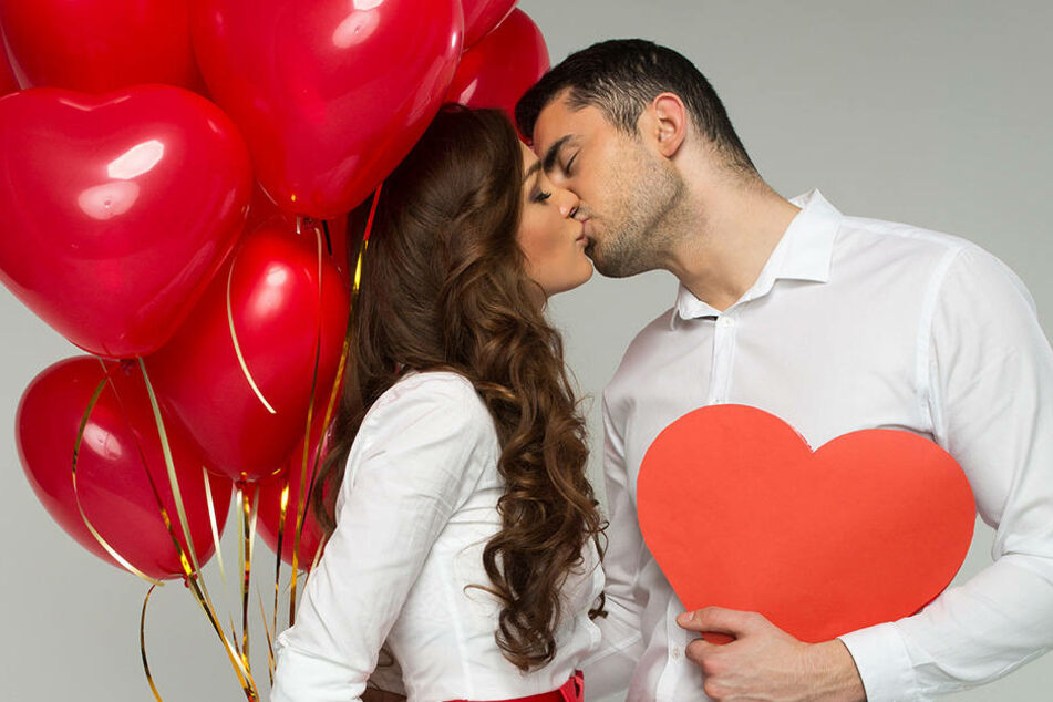 Zum Valentinstag könnt Ihr wieder Eure Liebe gestehen.