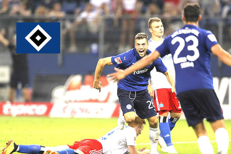 Geht ja gut los! HSV vergeigt Zweitliga-Auftakt mit 0:3-Pleite gegen Kiel