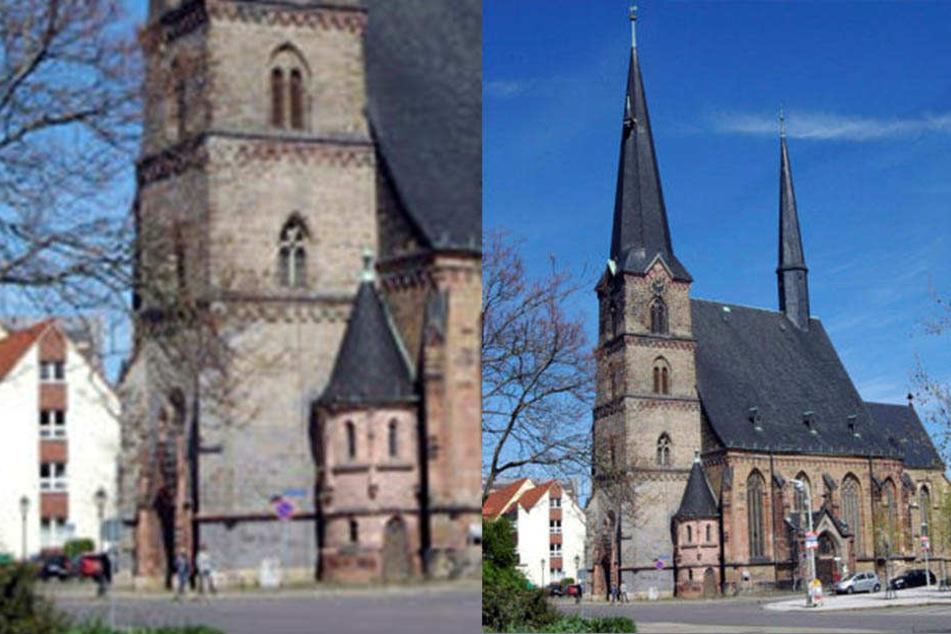 Die Katharienkirche ist einer von 16 Punkten auf dem Weg durch die Zwickauer Reformationsgeschichte.