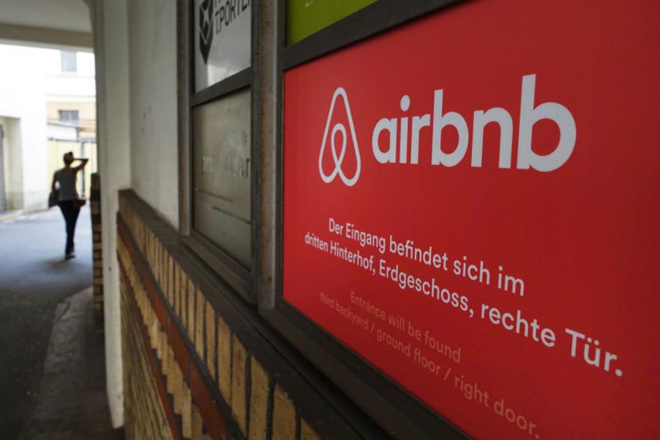 Die Berliner Niederlassung von Airbnb: In Hamburg drohen dem Unternehmen vielleicht schon bald hohe Geldstrafen.