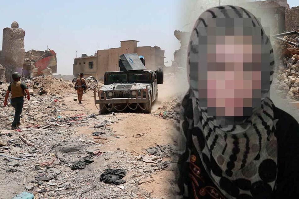 """Irakische Abgeordnete: """"Für mich ist Linda eine Terroristin"""""""