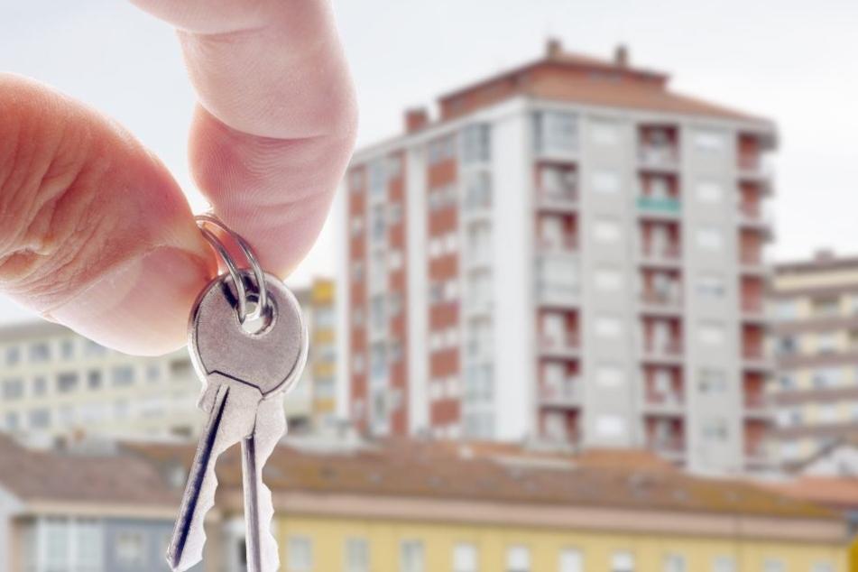 Mehr als 10 Euro pro Quadratmeter treiben die Mietpreise in die Höhe. (Symbolbild)