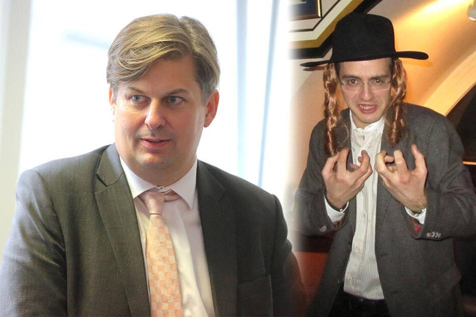 Aufregung um neuen Mitarbeiter von AfD-Politiker Krah
