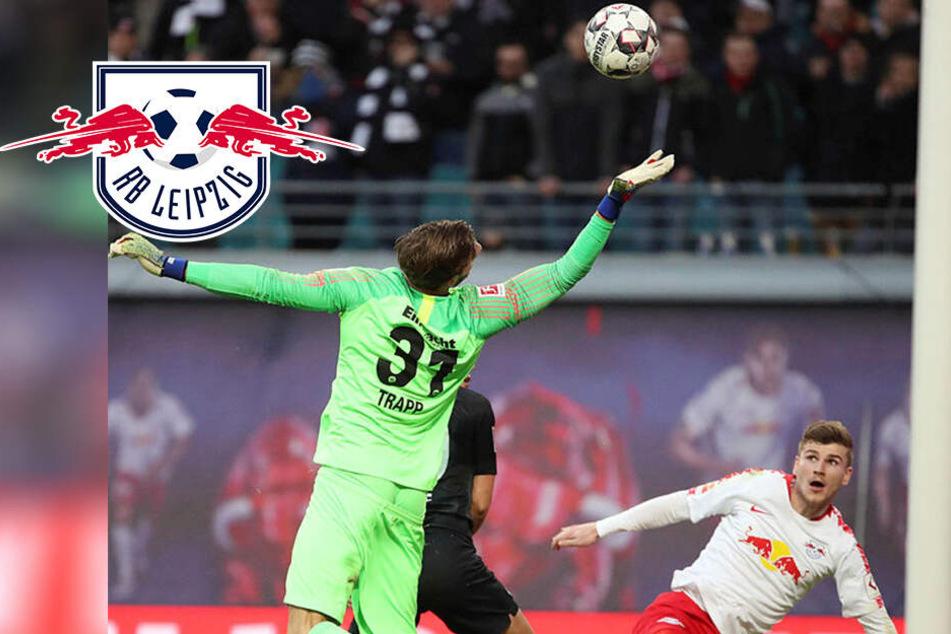 0:0! RB Leipzig vergibt reihenweise Chancen und lässt wichtige Punkte liegen
