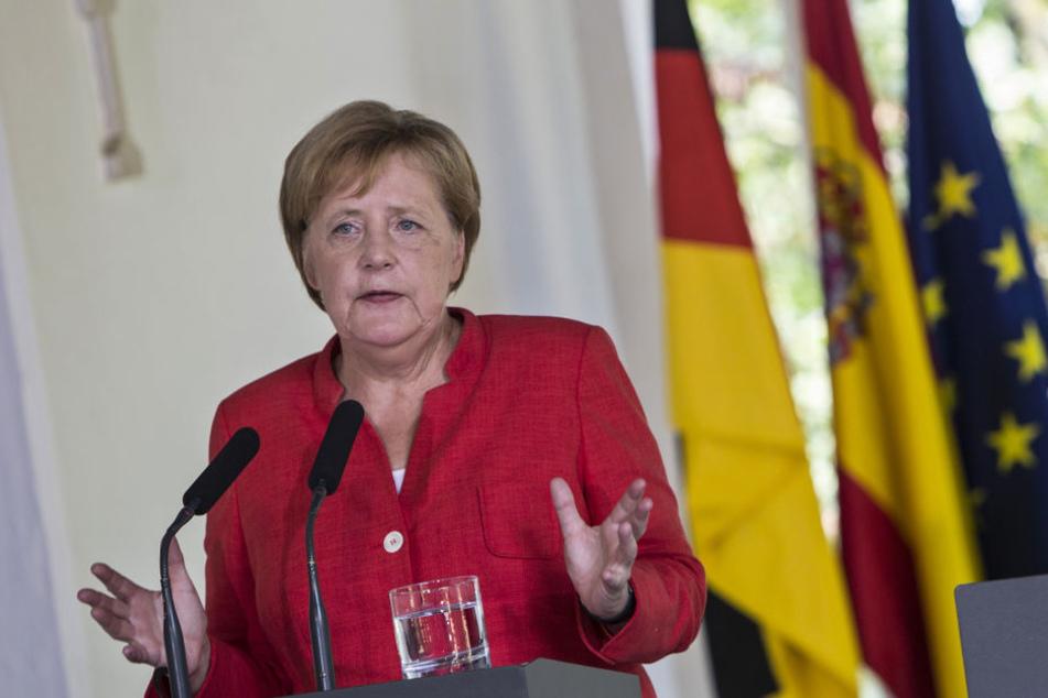 Angela Merkel (64) ließ sich bei der Leichtathletik-EM nicht blicken.