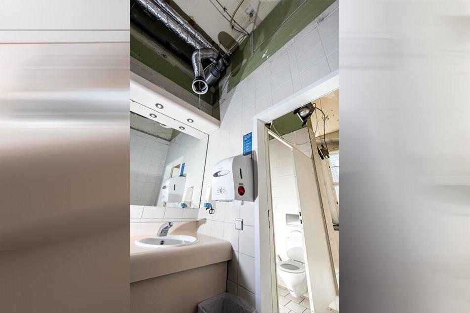 Anlass des Streits war die geplante Sanierung der Rathaus-WCs.