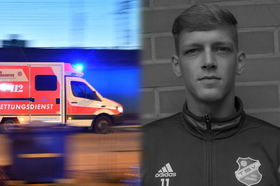 Verein in tiefer Trauer: Fußballer stirbt auf Rückweg vom Pokal-Spiel