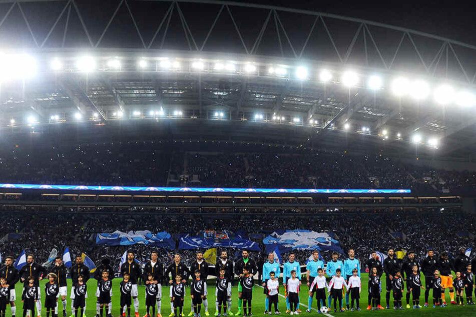Das Estadio do Dragao in Porto wird der erste Final-Austragungsort in der Geschichte der Nations League sein.