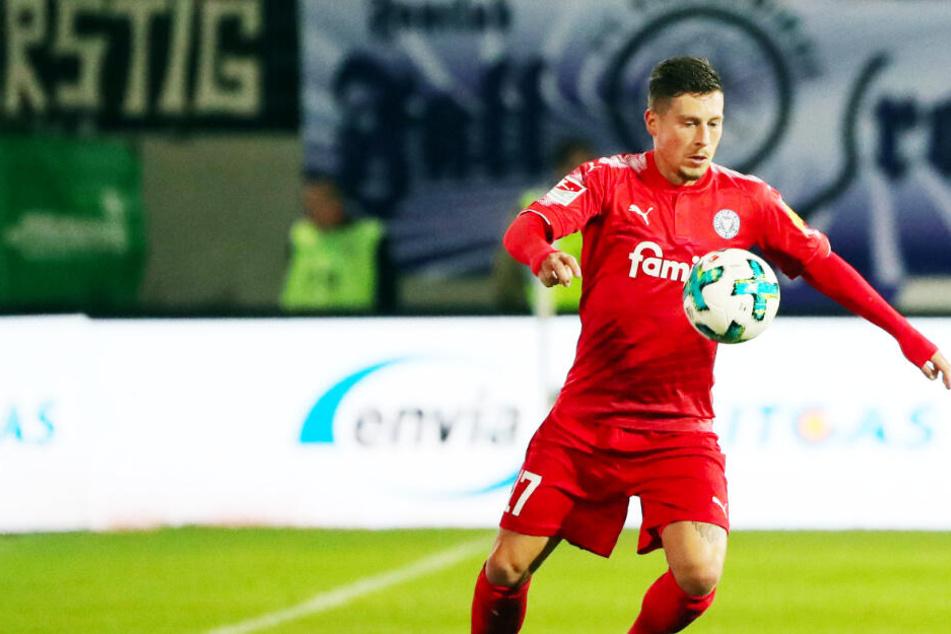 Ex-Dynamo Steven Lewerenz kehrt nach Deutschland zurück!