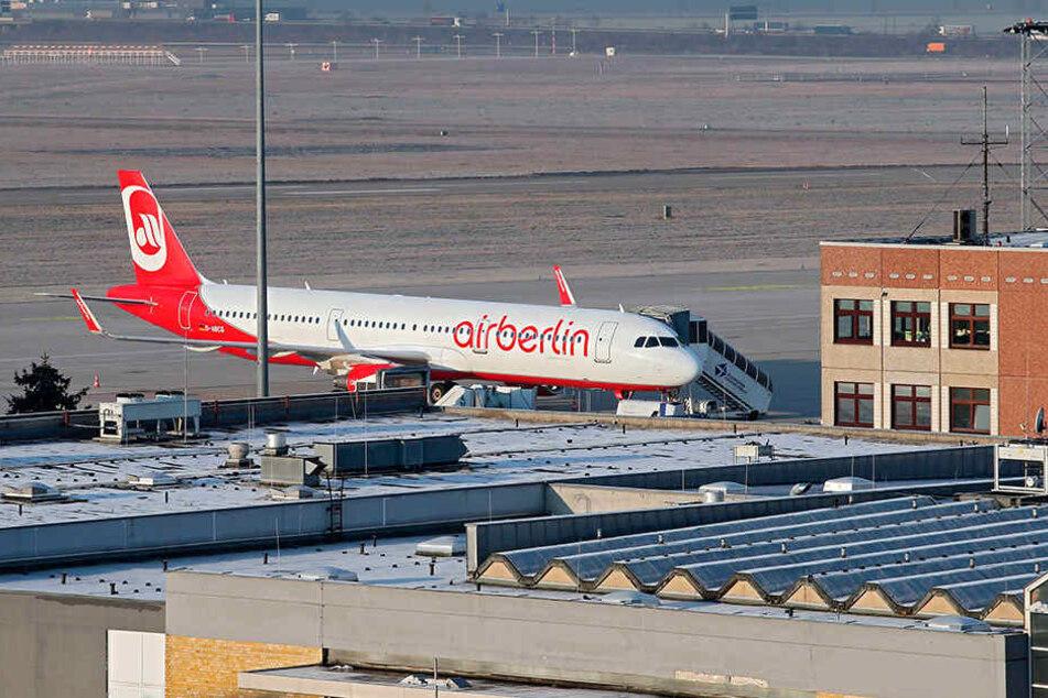 Der Flughafen Leipzig ist oft die erste Umladestation von Paketen außerhalb der Europäischen Union.