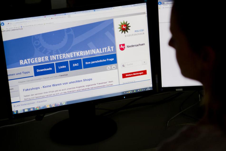 Immer wieder versuchen Betrüger über Online-Shops an Geld zu gelangen (Symbolfoto).