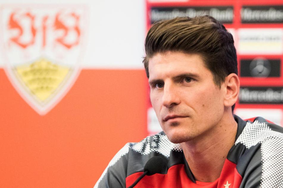 Mario Gomez hat noch viel vor. Der Wechsel zum VfB ist kein Nostalgie-Trip.