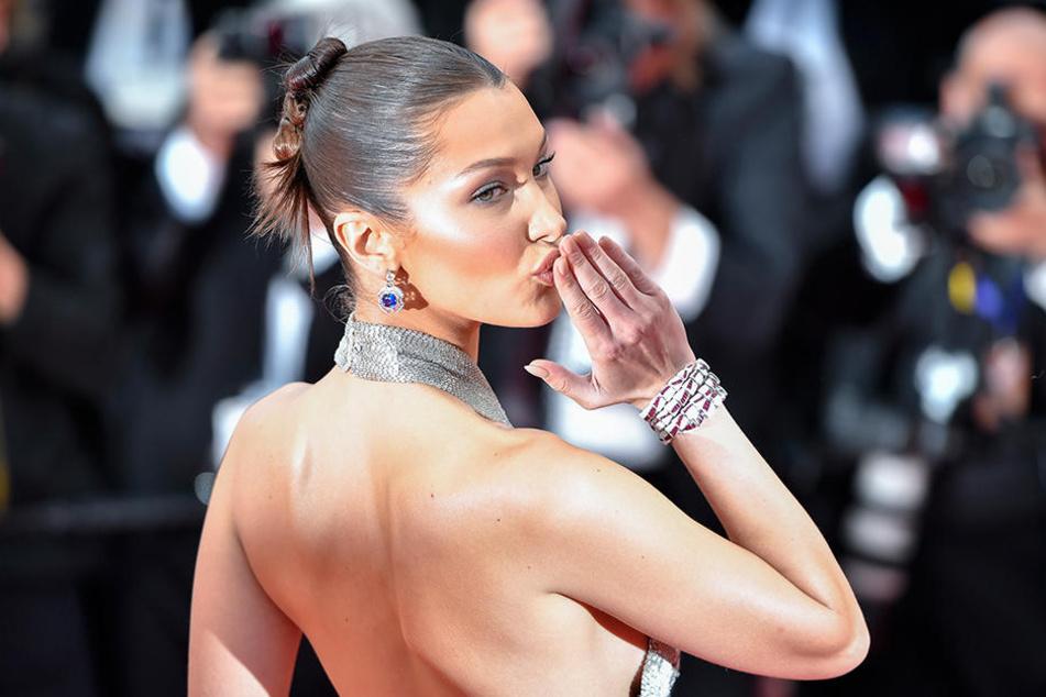 Bella Hadid zählt zu den derzeit erfolgreichsten Models weltweit.