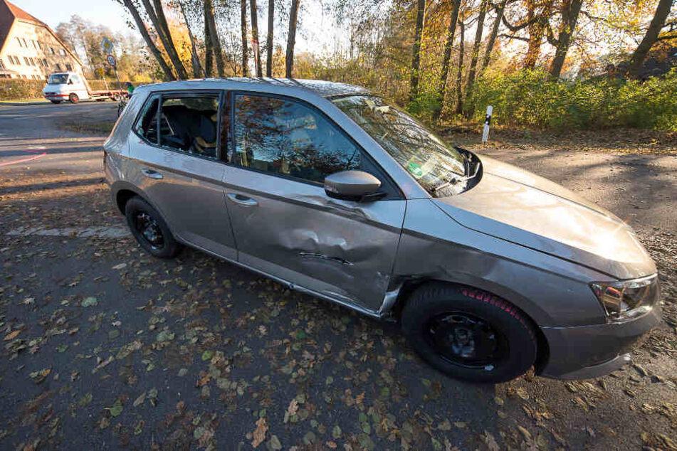Zwei Tage vor seinem Geburtstag: Roller-Fahrer bei Unfall verletzt