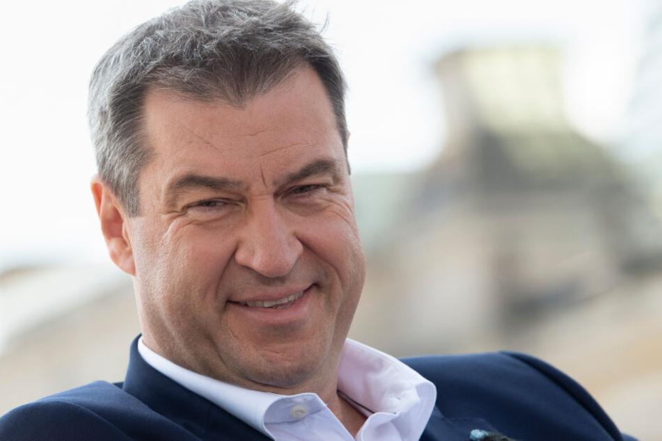 CSU-Chef Markus Söder hat eine europäische Mautregelung gefordert.