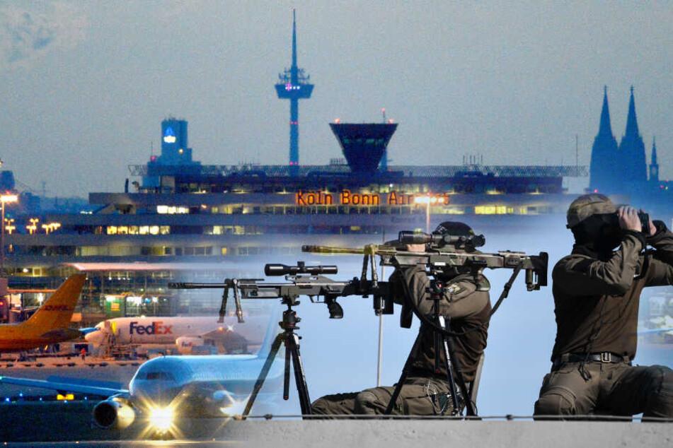 Gigantische Anti-Terror-Übung am Flughafen Köln/Bonn