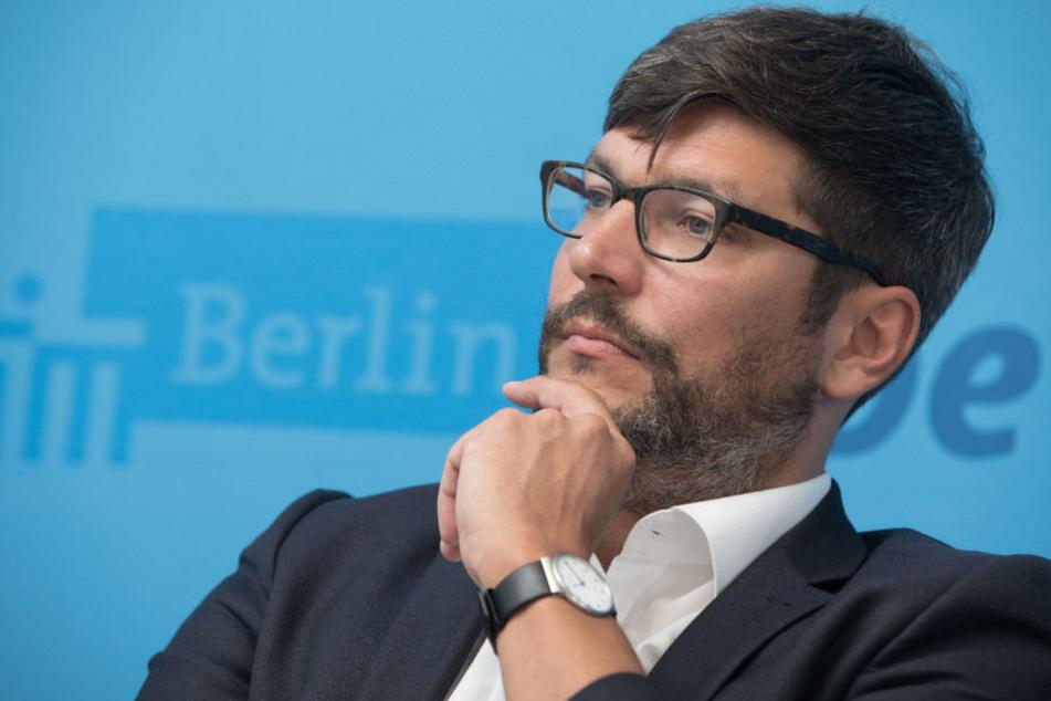 Ärger für Berlins Justizsenator: AfD verklagt Behrendt