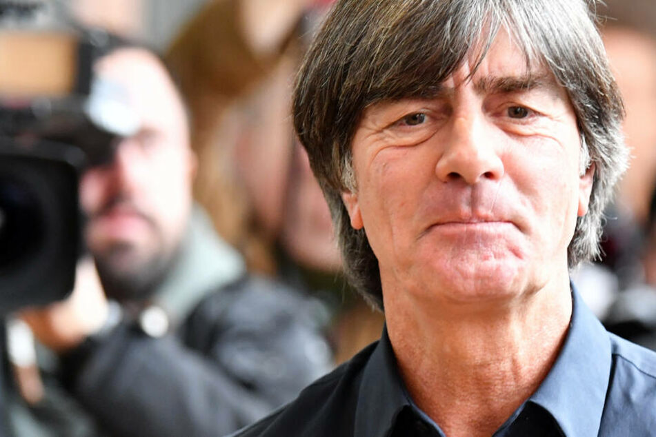 Der Bundestrainer hat in Frankfurt seinen neuen Kader vorgestellt.