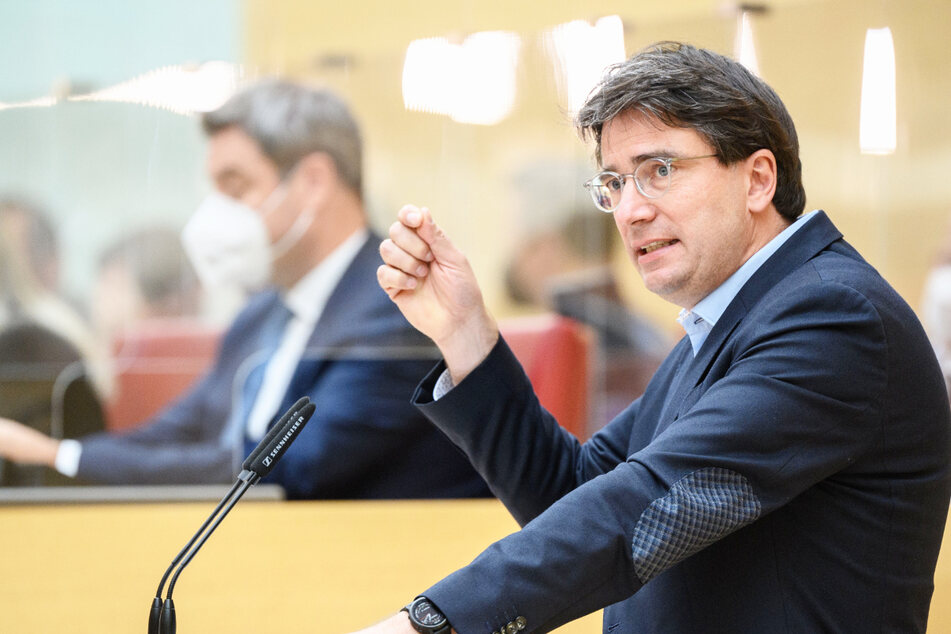 München: Ampel-Bündnis bald auch in Bayern? Das sagt SPD-Chef Florian von Brunn