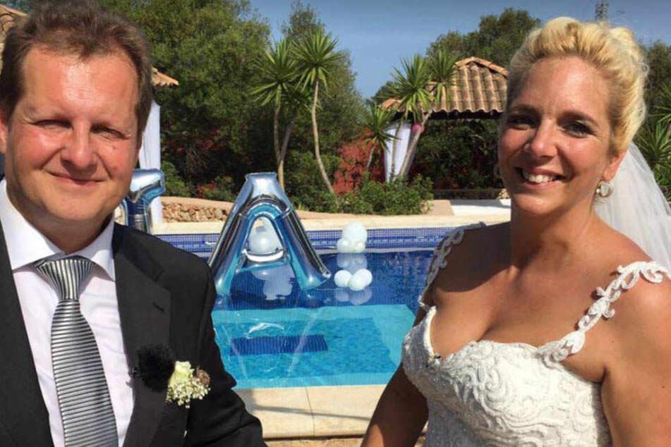 So lief die Hochzeit von Malle-Jens und seiner Daniela