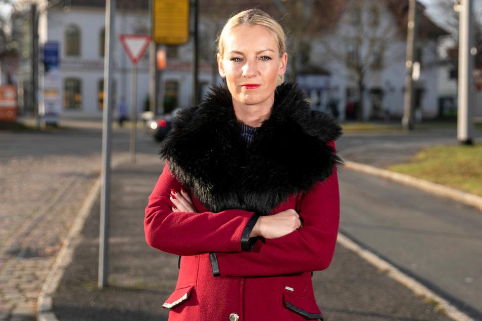 Stadträtin Kristin Sturm (35, SPD) denkt über Hilfen für die Händler nach.