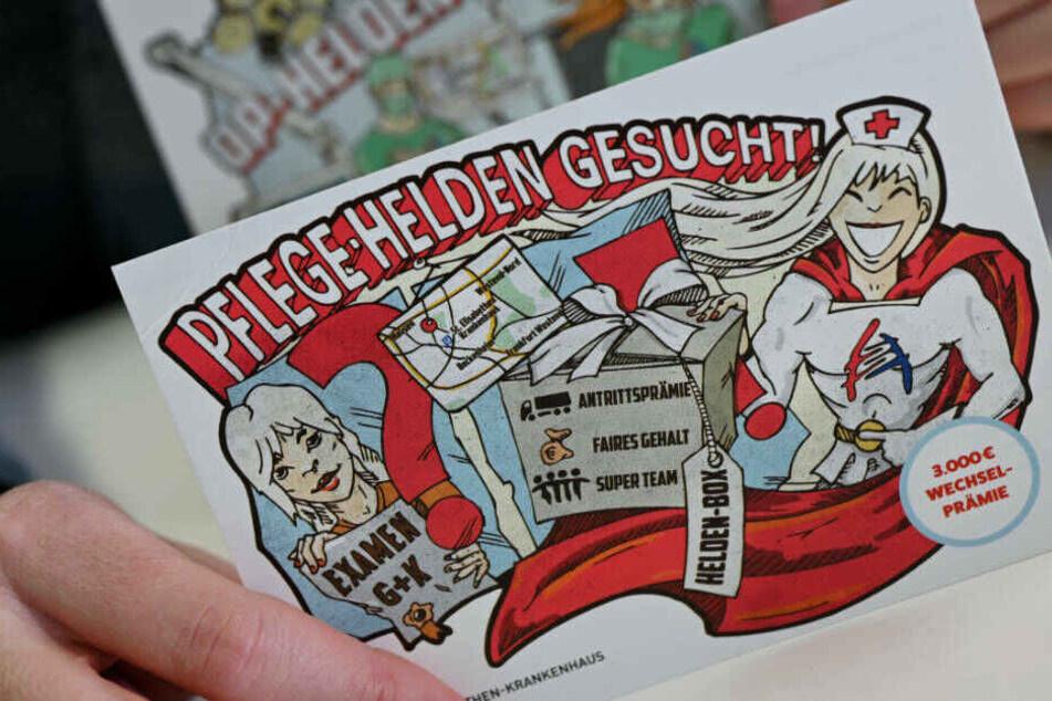 Frankfurt: Bis zu 5000 Euro auf die Hand: Kliniken werben sich gegenseitig Pflegekräfte ab