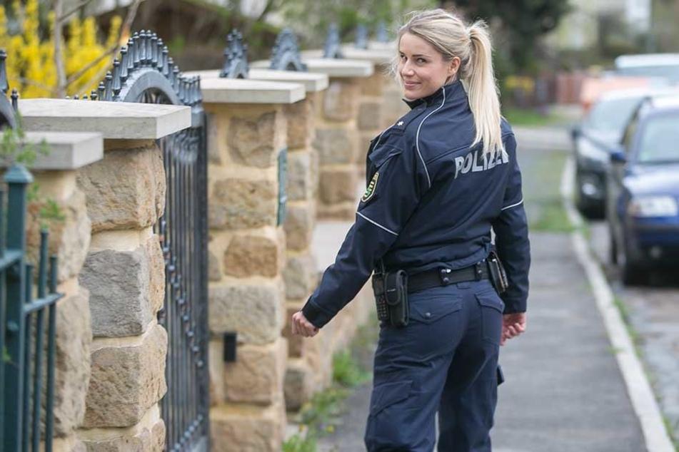 Sie zieht am 2. Januar wieder die Uniform an und kehrt zurück in den Polizeidienst.