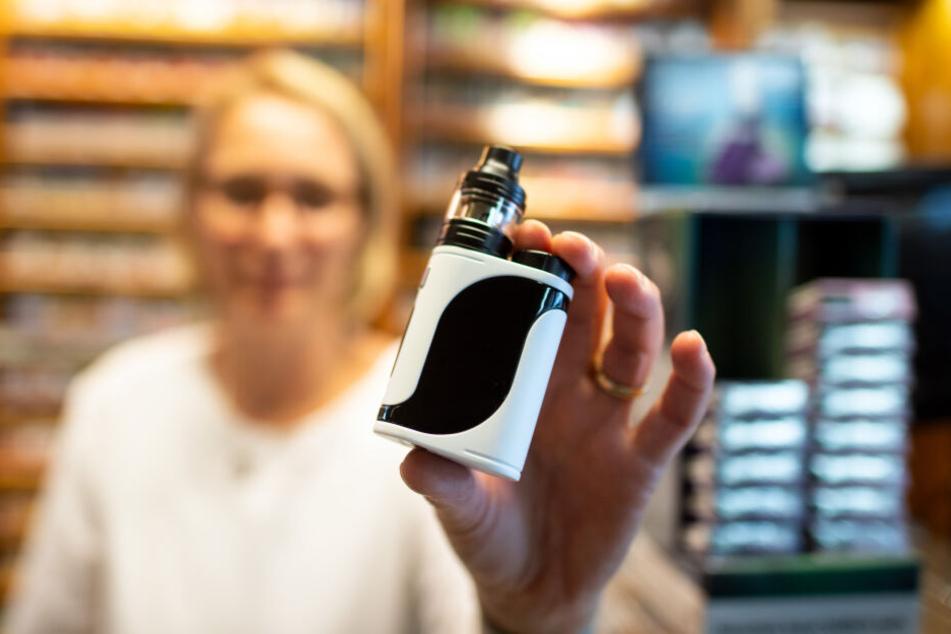 Die E-Zigaretten gibt es mittlerweile in zahlreichen Varianten.