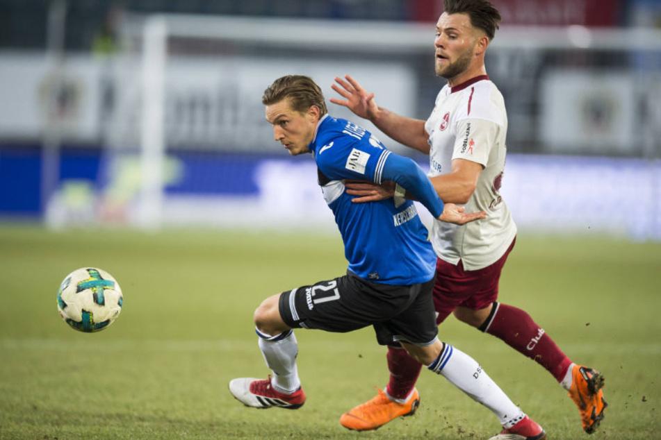 In der 89. Minute erzielte der Österreicher Konstantin Kerschbaumer (26) das Tor des Tages.