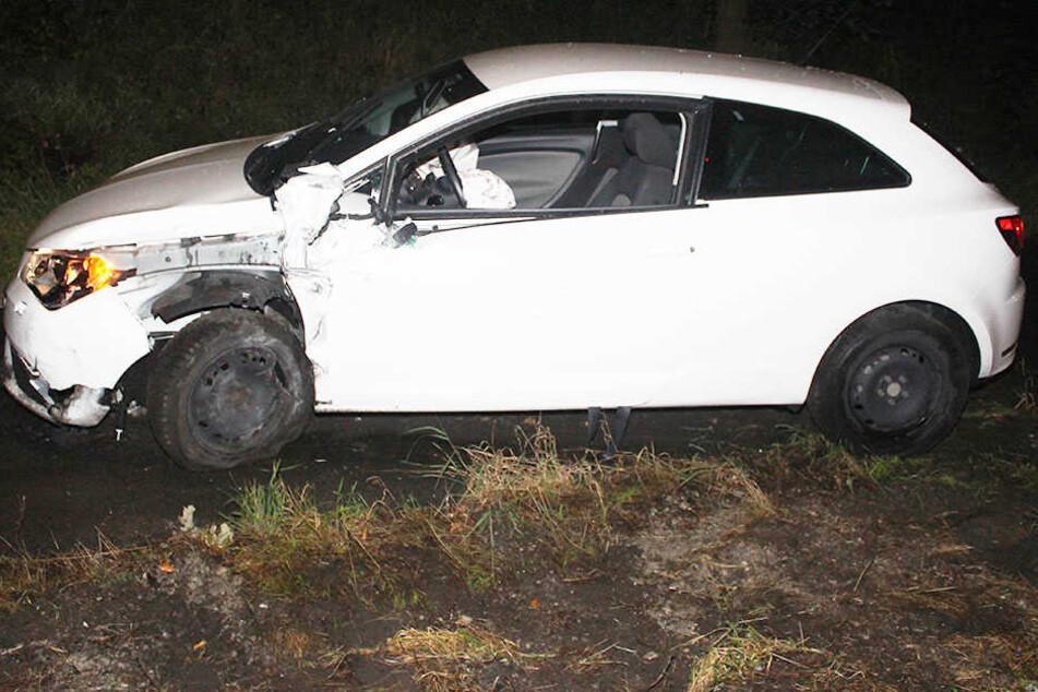 Der Atemalkoholtest verlief bei dem Autofahrer (33) aus Herford positiv.