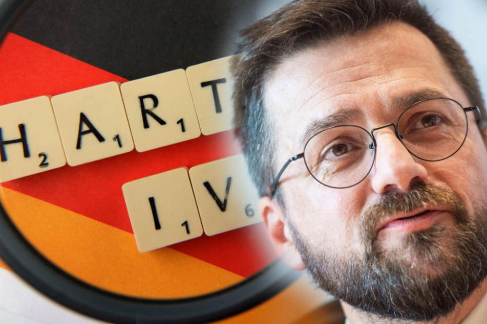 SPD-Fraktionschef in NRW will Hartz-IV-System anpacken