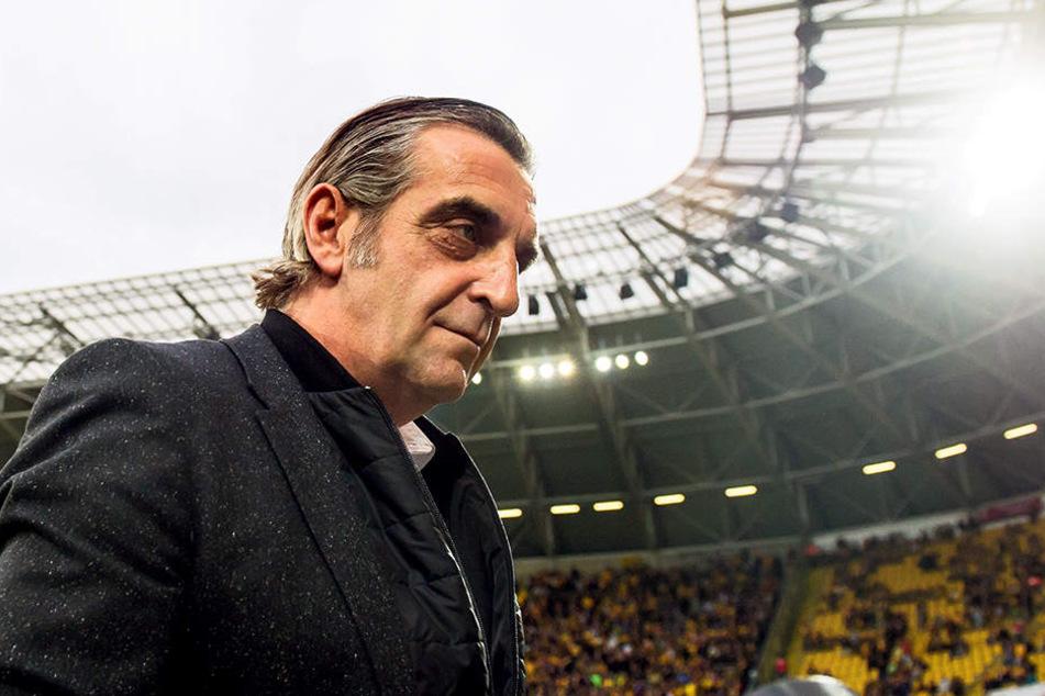 Schwarz-gelbe Gallionsfigur: Dynamo ohne Ralf Minge - das ist mittlerweile schwer vorstellbar.