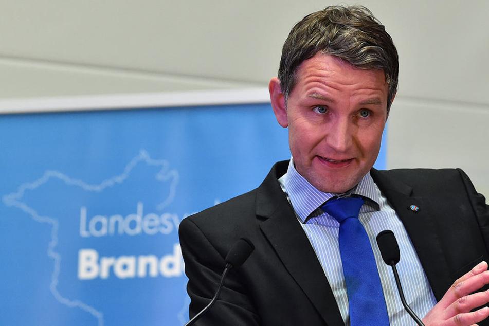 Ein Teil der AfD möchte den Parteiausschluss des umstrittenen Vorsitzenden Björn Höcke (45) stoppen.