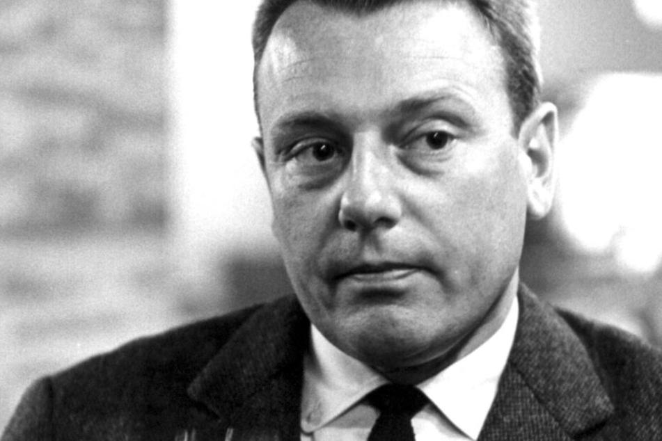 Helmuth Ashley, österreichischer Regisseur und Autor im Jahr 1960. Am 17. September feiert der gebürtige Wiener seinen 100. Geburtstag. (Archivbild)