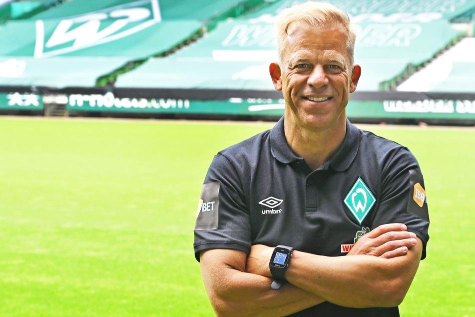 Bekommt Werders neuer Coach Markus Anfang (47) frischen Wind und mehr Selbstvertrauen in seine Mannschaft?