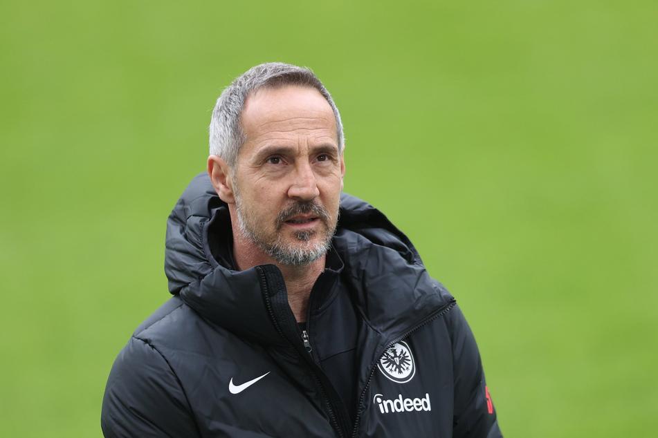 Eintracht-Coach Adi Hütter (51) wird Frankfurt am Ende der Saison in Richtung Borussia Mönchengladbach verlassen.