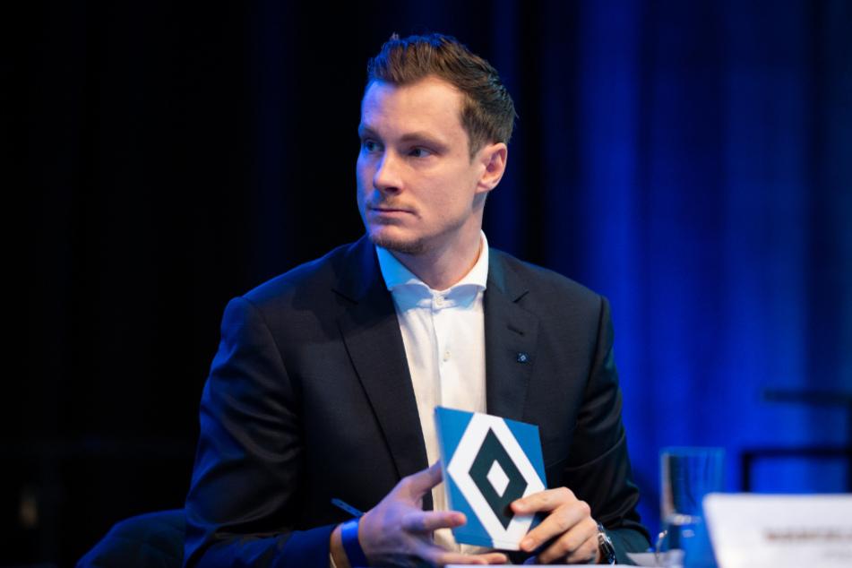 HSV-Präsident Marcell Jansen (35) bekommt Rückendeckung.