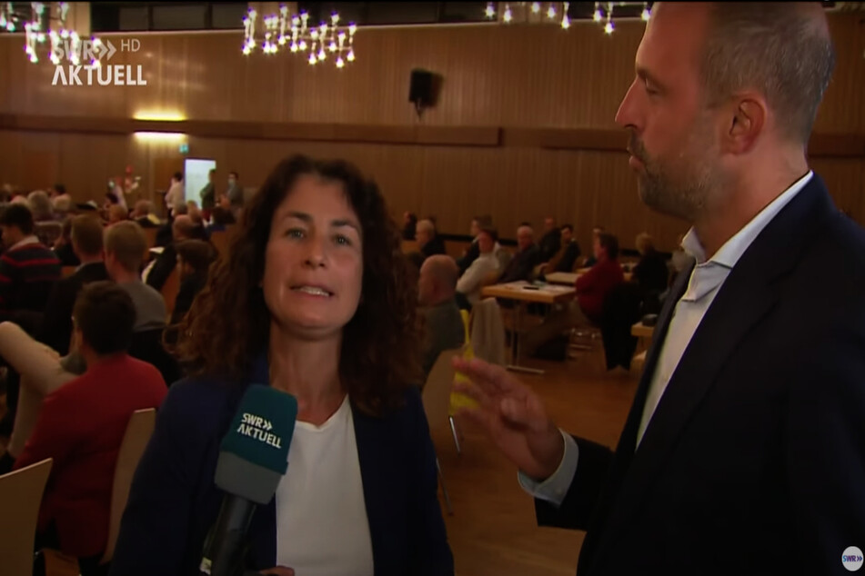 Eklat während SWR-Schalte: Politiker fordern Parteiaustritt von CDU-Mann Hornung