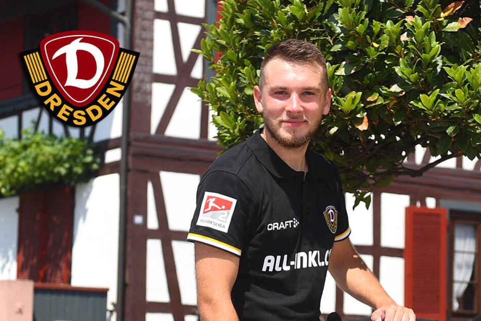 Dynamo verlängert mit Derby-Held Löwe! Vertrag bis 2021