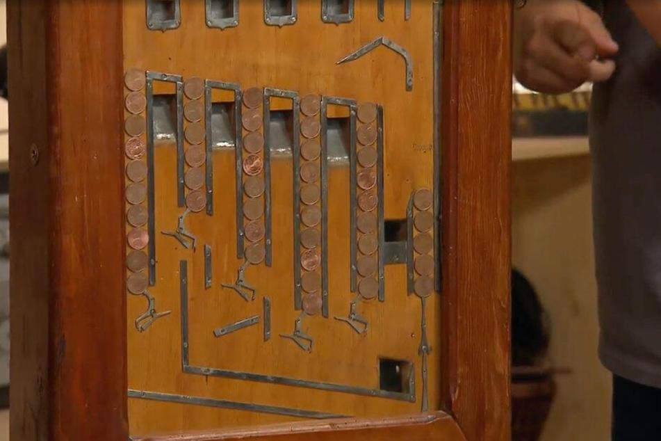 Der Fingerschlagautomat von Hans-Gunter Walter (67) sorgt für Tränen.