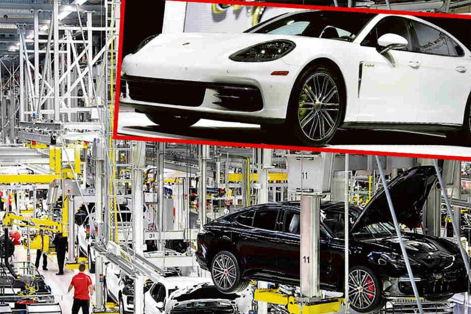 Schöne Bescherung! 75.000 Porsche aus Leipzig müssen in die Werkstatt