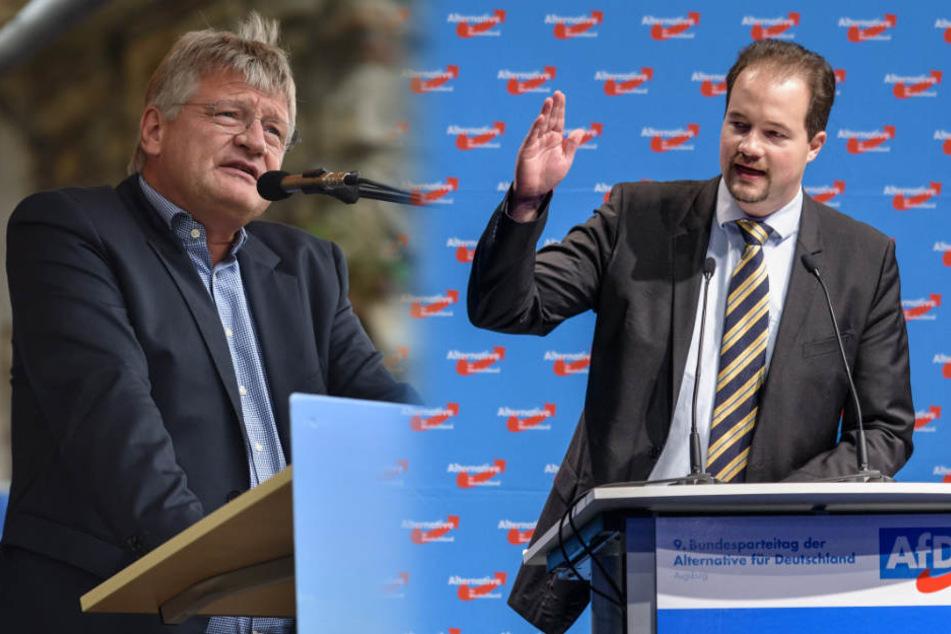 """AfD-Chefs nehmen """"tapfere Sachsen"""" in Schutz"""