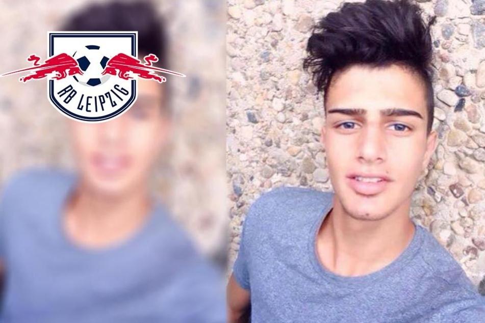 Dieser Flüchtlingsjunge kickt ab Sommer für RB Leipzig