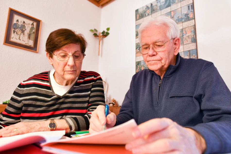 Für Otto und Karin H. im Stadtteil Schwabing hätte sich die Miete verdoppelt. Der Münchner Mieterverein konnte das (bislang) abwenden.