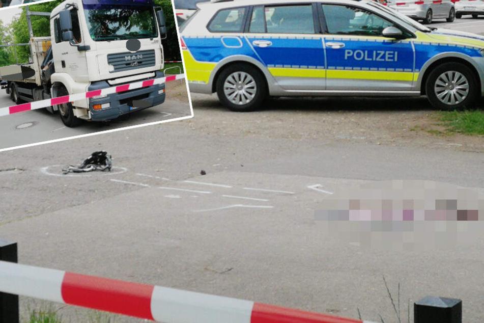 Tödlicher Crash: Schon wieder Radfahrerin auf der Jahnallee überfahren